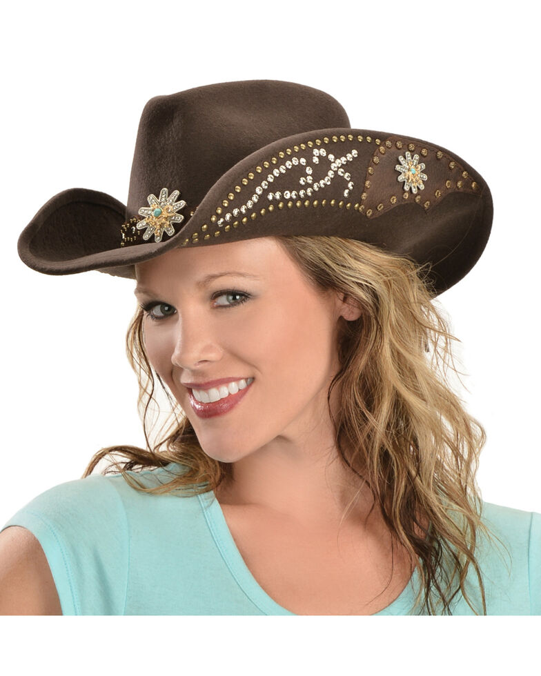 cowgirl hat